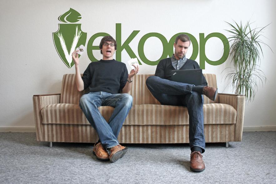 Die vekoop Gründer im Interview