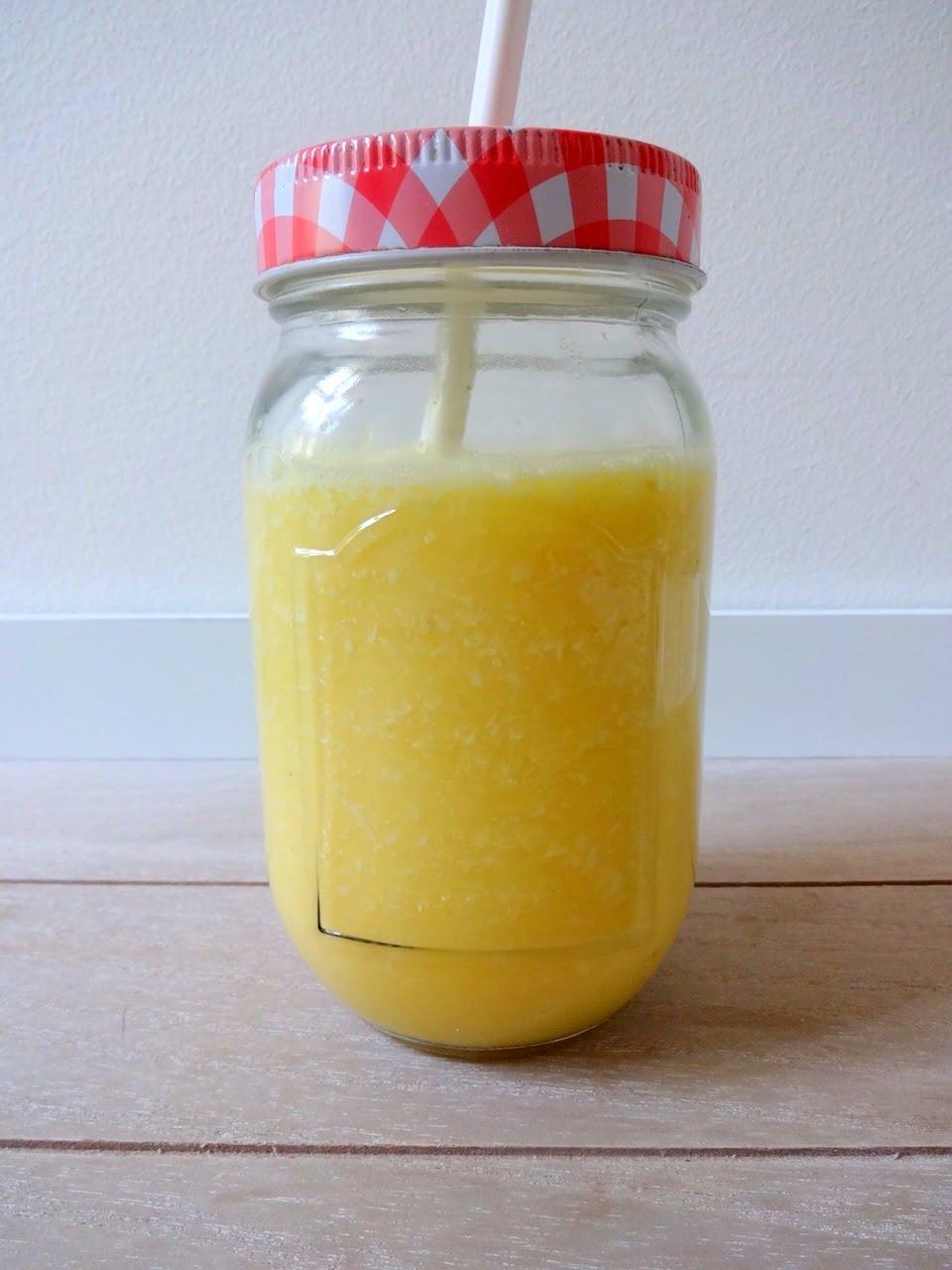 Ananas-Kokos-Shake