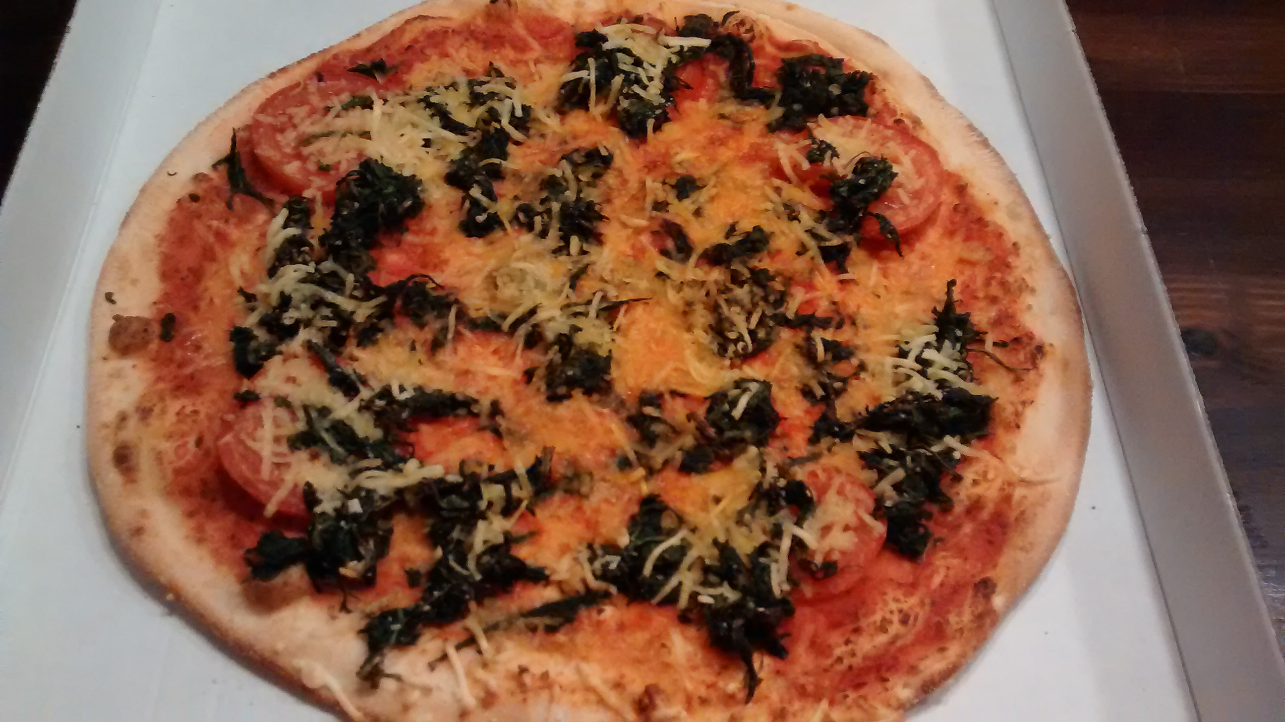 Pizza vegan Ventura
