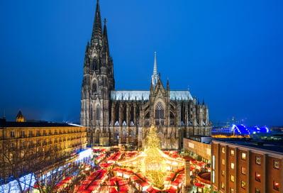 Klner Weihnachtsmarkt / Cologne Christmas Market