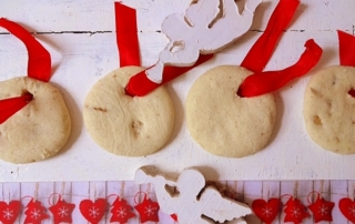Christbaum-Cookies 2